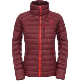 The North Face W's Morph Jacket Deep Garnet Red